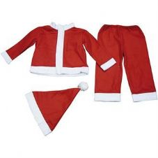 KIDS CHRISTMAS SANTA SUIT